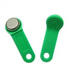 Ключ ТМ, DS 1990A-F5 зеленый