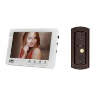 Комплект видеодомофона c вызывной панелью CMD VD73-KIT
