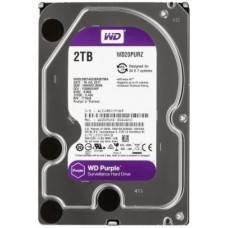 Жесткий диск  2Tb  WD Purple WD20PURX