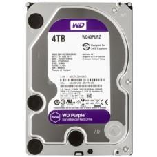 Жесткий диск  4Tb  WD Purple WD40PURX