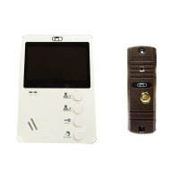 CMD VD44-KIT Комплект видеодомофона